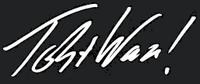Toby 'TobiWan' Dawson (Autograf)