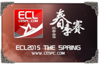 Esports Champion League 2015 Spring