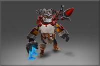 Iron Clock Knight Set