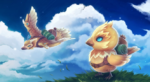 Baner - Tory the Sky Guardian
