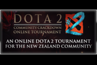 Dota 2 Community Crackdown Tournament 2