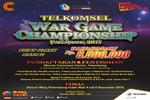 Telkomsel Wargame Championship Palembang 2015