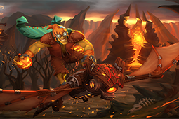 Compendium Bindings of the Trapper Loading Screen | Dota 2 Wiki ...