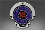 Pin - The International 2014 Attendee