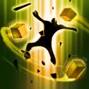 Telekinesis (Golden Staff of Perplex)
