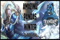 Amazing Pandas Winter 1
