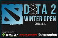 Dota 2 Winter Open