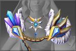 Mantle of the Crystalline Queen