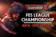 FES League Championship Kick-Off Season