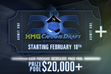 DC Presents The XMG Captains Draft Invitational Ticket