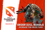 Dota 2 Champion's League Bundle