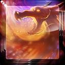 Fiery Soul of the Slayer - Ikona umiejętności Dragon Slave