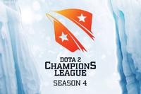 Dota 2 Champion's League Season 4 Ticket