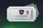 GG League Season 2 Ticket