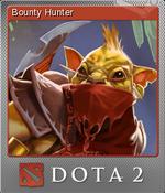 Karta kolekcjonerska - Bounty Hunter (Foil)