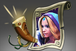 Announcer Crystal Maiden