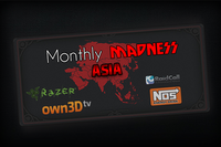 It's Gosu Monthly Madness Asia (Ticket)
