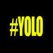 YOU ONLY LAUGH ONCE - logo