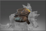 Backpack of the Twin Blades