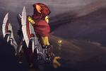 Twin Blades Assassin Set