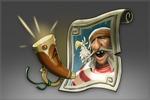 Announcer Pirate Captain