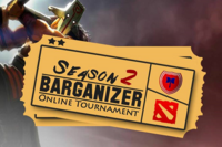 Barganizer Online Tournament Season 2