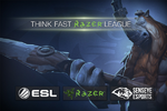 ESL Think Fast Razer League Ticket