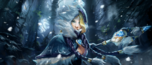 Baner - Winter Snowdrop Set