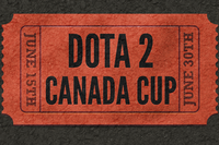 Dota 2 Canada Cup