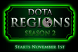 Dota Regions Season 2 Ticket