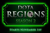 Dota Regions Season 2 Ticket