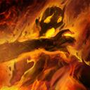 Demon Eater - ikona umiejętności Shadowraze (far)