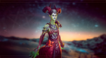 Baner - Witch of the Outlands Set