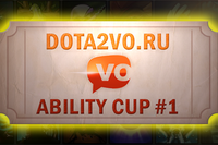 Dota2VO Ability Cup 1 Ticket