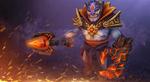 Baner - Hell's Ambassador Set