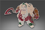 Pin - Pudge