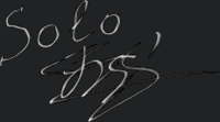 Aleksei 'Solo' Berezin (Autograf)