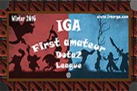 IGA amateur league S1