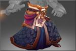 Hakama of the Unyielding Mask