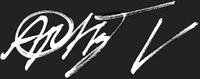 Aren 'VeRsuta' Zurabyan (Autograf)