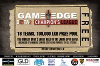 GameEdge DOTA 2 Champion's League