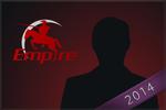 Karty graczy drużyny Empire