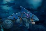 Dark Reef Escape Set