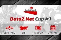Dota2.Net Cup 1