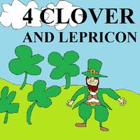 4 Clover & Lepricon - logo