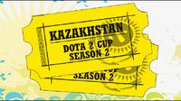 Kazakhstan dota2 cup season 2
