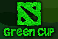 Green Cup by Terrikon