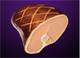 Clove Studded Ham