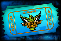 CZ-SK Dota 2 League Season 2 Ticket