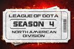 League of Dota Season 4 Ticket